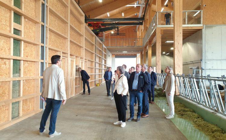 La Conférence des directeurs cantonaux de l'agriculture siège à Charmey